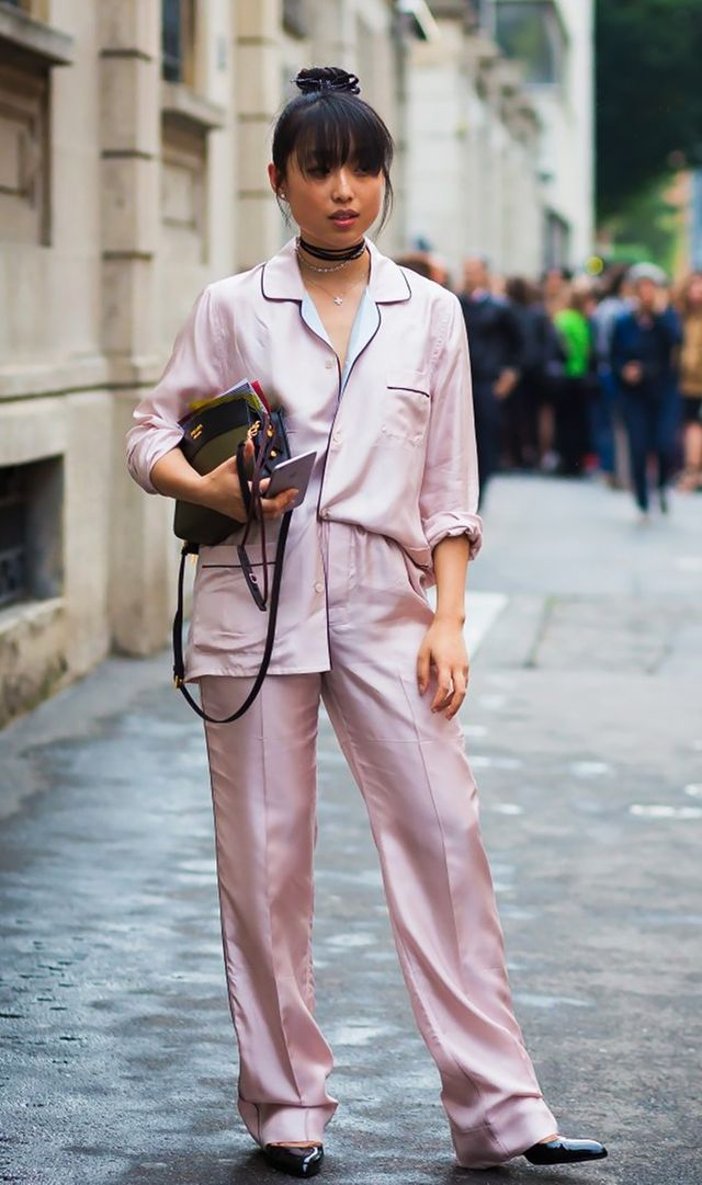 6. Fancy pajamas are a better investment than you think.