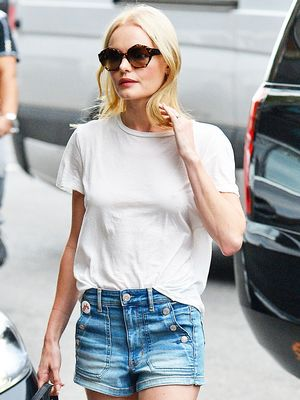 Just Wait Until You See Kate Bosworth's Quirky New Sneakers