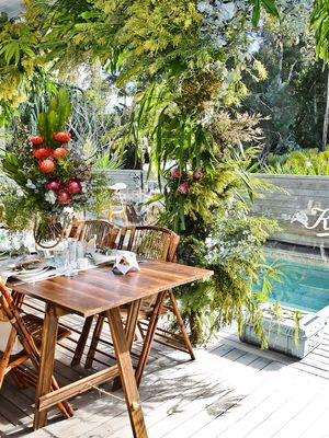 Inside This Seriously Cool Byron Bay Festival Brunch