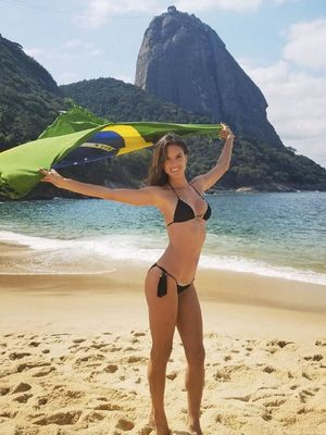 Supermodels in Rio: Who to Follow for Stylish Olympics Action