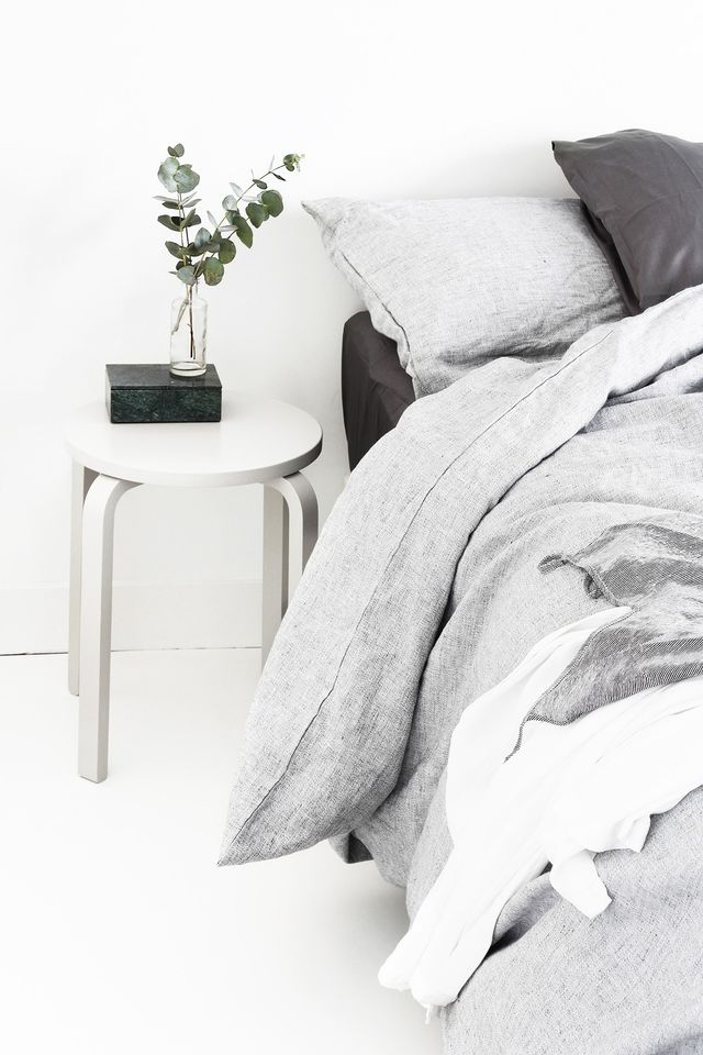 If, like me, you use reading as a sleeping pill, then the IKEA stool will be your new nightstand. It doubles as a great resting spot for your books, cup of water, spectacles, or decorative...