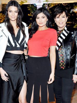 Guess Which Jenner Just Got a Dedicated Birkin Closet