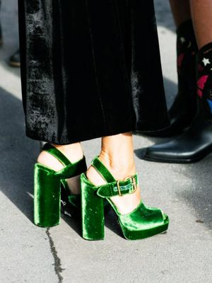 Velvet Shoes: The #1 Affordable Trend You'd Be Insane to Miss