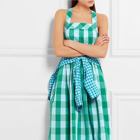 Karina Gingham Dress