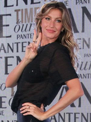 Gisele Bündchen's Trousers Are Basically as Flattering as Leggings