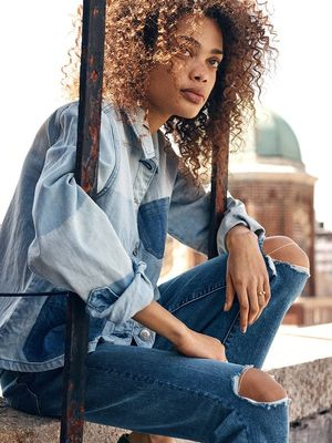 How to Style the Must-Have Denim of the Season