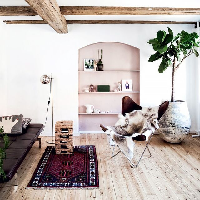 A Cool Copenhagen Home That's Fit for a Family