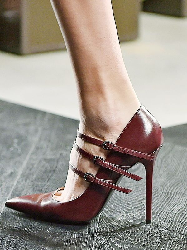 So Long, Sneakers? The High Heel Is Back With a Vengeance ...