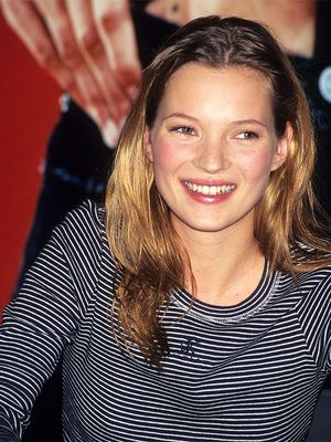 This Kate Moss T-Shirt Collection Is '90s Gold