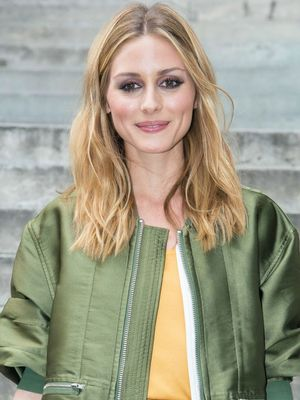 Olivia Palermo Just Debuted the Denim Skirt 2.0