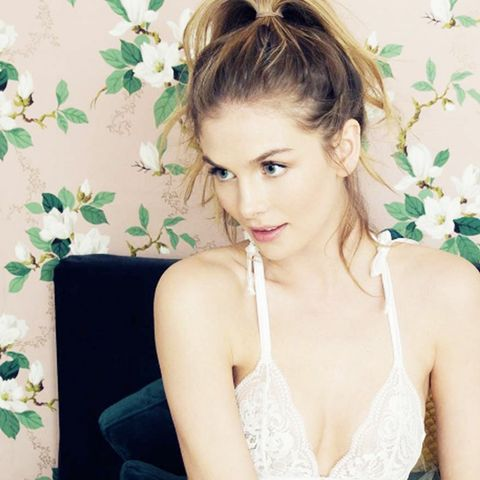 This is How All Bridal Lingerie Should Be: Pretty and Practical