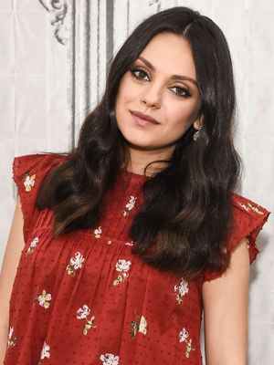 Mila Kunis Reveals Why She Doesn't Wear Her Engagement Ring