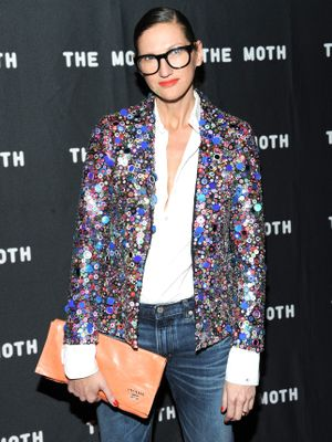 "Jenna Lyons: The Color That's ""Not as Flattering"" on Pale People"