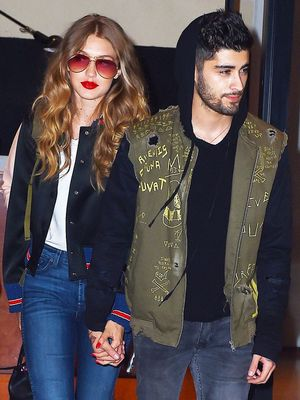 Zayn Malik Is Collaborating With a Gigi Hadid–Approved Shoe Designer