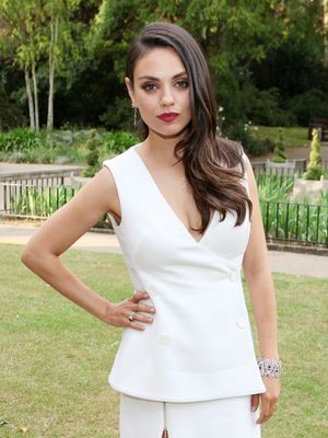 Mila Kunis Refuses to Raise Spoiled Kids, According to a New Interview