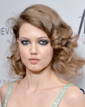 Lindsey Wixson's '70s-Inspired Hair Is Our Latest Obsession—Here's Why