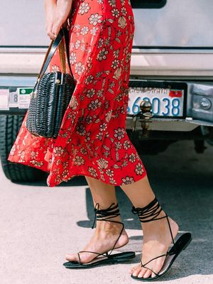 13 Black Sandals You'll Wear Everywhere