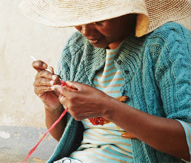 Every purchase of these handcrafted products empowers artisans working with Mar y Sol in Madagascar, 80% of whom are women. At The Little Market, we create a platform for these unique...