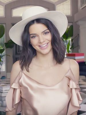 Watch Kendall Jenner Give a Tour of Her Family's Calabasas Home