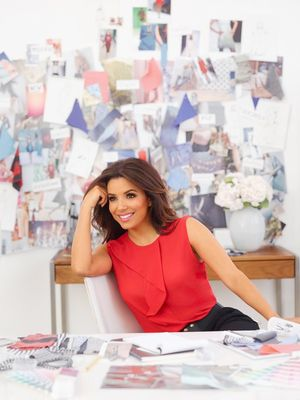 A Walk Through Eva Longoria's Front Door