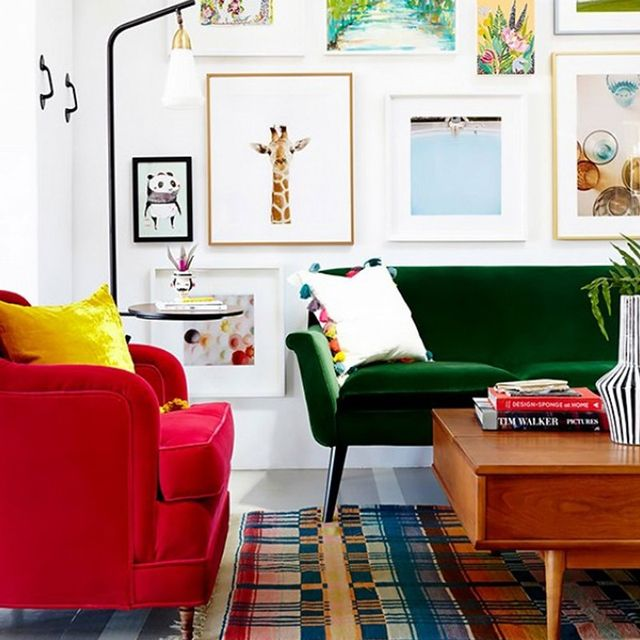 This Is the Easiest Way to Add Color to Your Home