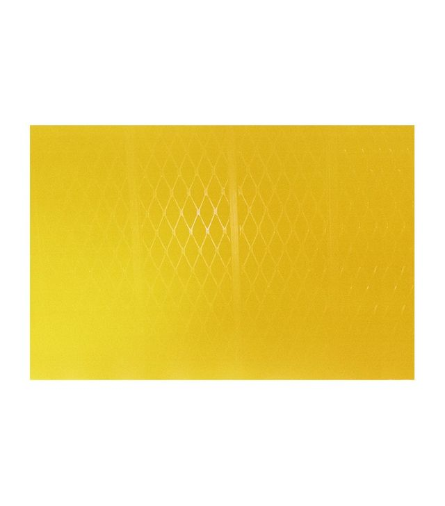 Untitled (Yellow Grid) by Eric Chakeen