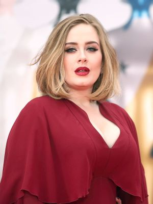Adele Just Took Off All Her Makeup for Instagram