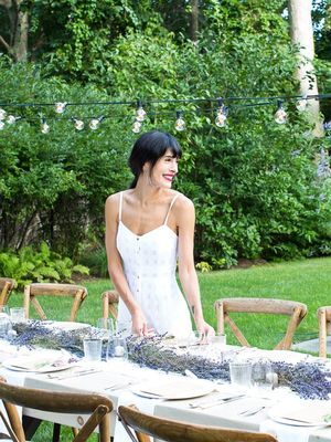 Athena Calderone Swears by These 5 Rules When Entertaining