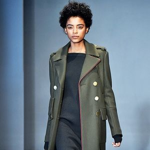 Saks Fall Trend Report: Military Moment