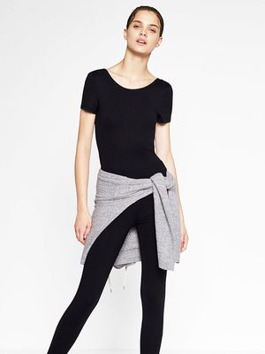 Zara's New Ballerina Leggings Are Very Fall 2016