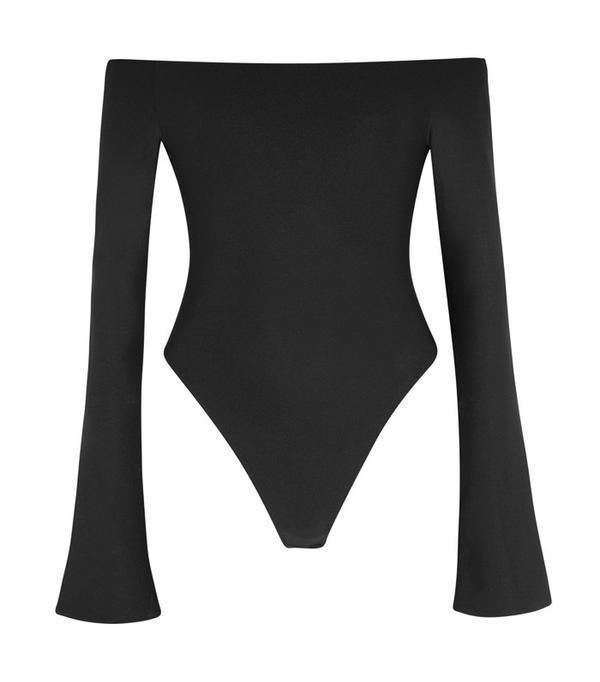 how to wear a body: Alix Bodysuit