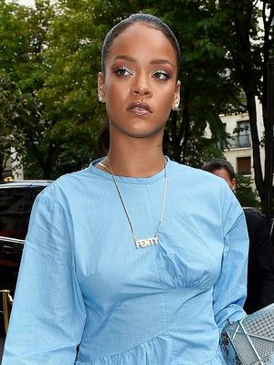 Rihanna Just Wore the Year's Biggest Outerwear Trend