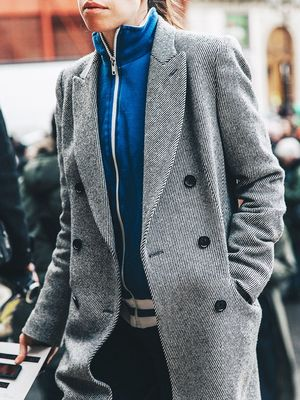 This Is the Coolest Neckline for Fall