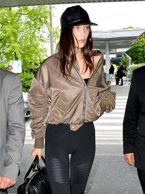 The Coolest Ways to Wear Leggings to the Airport