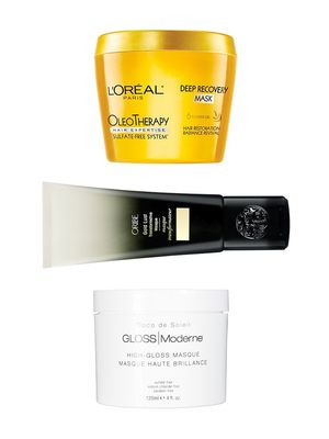8 Hair Masks to Fix Your Summer-Ravaged Strands