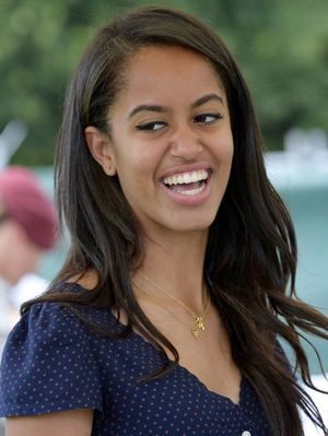 Malia Obama's Under-$100 Dress Is So Chic