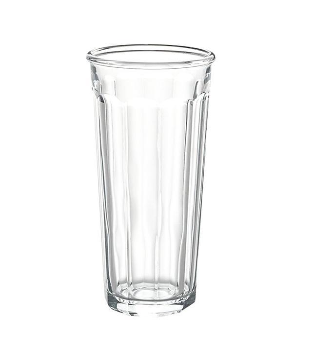 Tall Working Glass