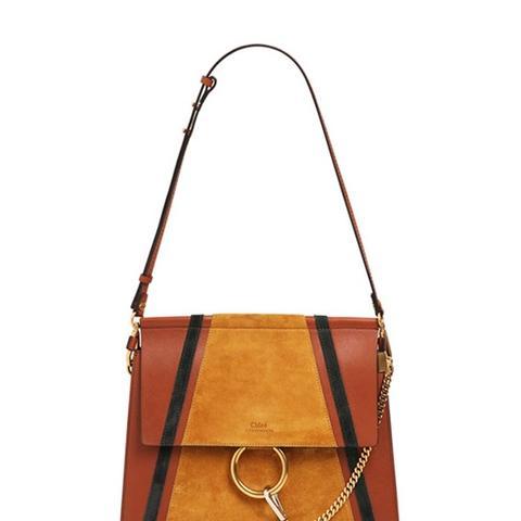 Medium Faye Patchwork Bag