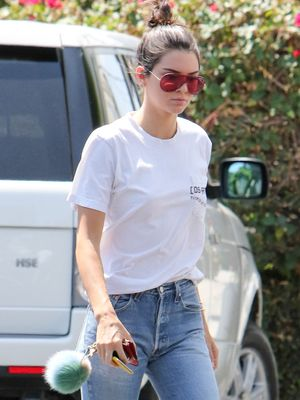 Kendall Jenner Wore $7500 Ankle Boots Like No Big Deal