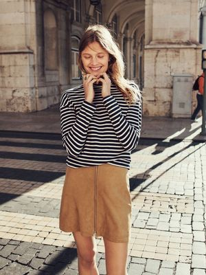 6 Genius Outfit Ideas From Madewell's Fall Campaign