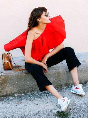 The Über-Cool Scandi Sneaker Brand Fashion Girls Love
