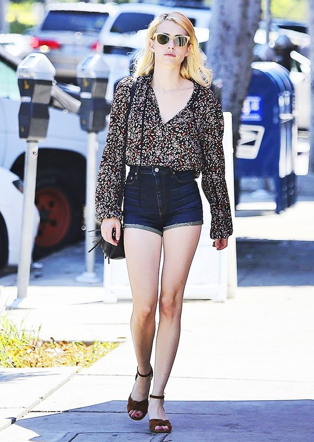 Emma Roberts Struck Forever 21 Gold With This $18 Top