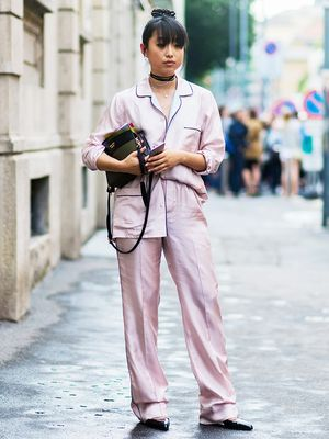 8 Outfits That Confirm You Can Wear Your PJs All Weekend