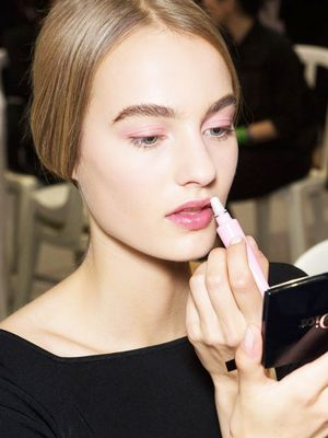 What One Runway Model Keeps in Her Medicine Cabinet