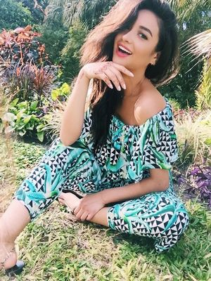 I Went on a Beauty Safari With Shay Mitchell, and It Was as Surreal as It Sounds
