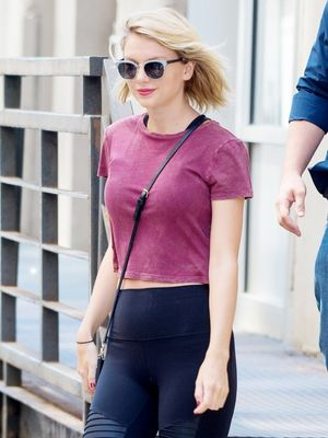 Clearly, Taylor Swift Loves Forever 21 as Much as You Do