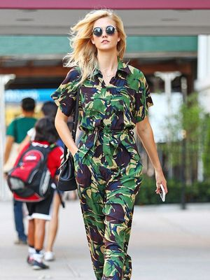 Only a Super Model Could Pull Off Karlie Kloss's Jumpsuit