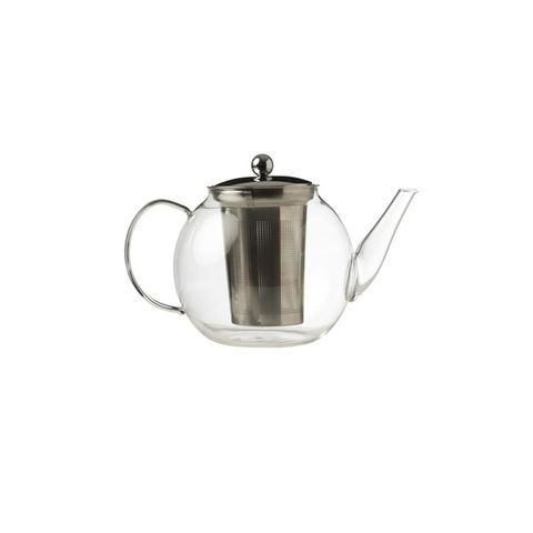 1200ml Glass Teapot With Infuser