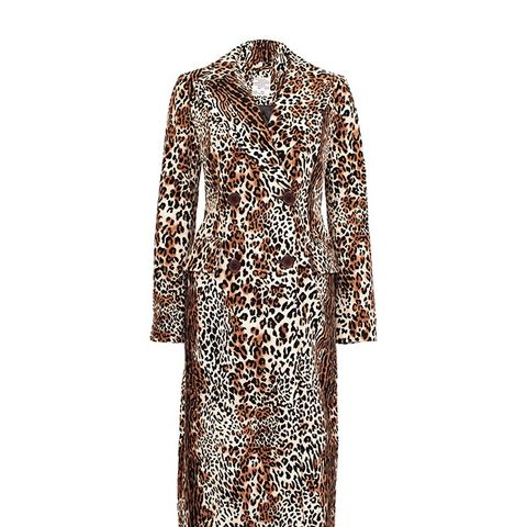 The New Leopard-Print Coats Kate Moss Should Add to Her Collection