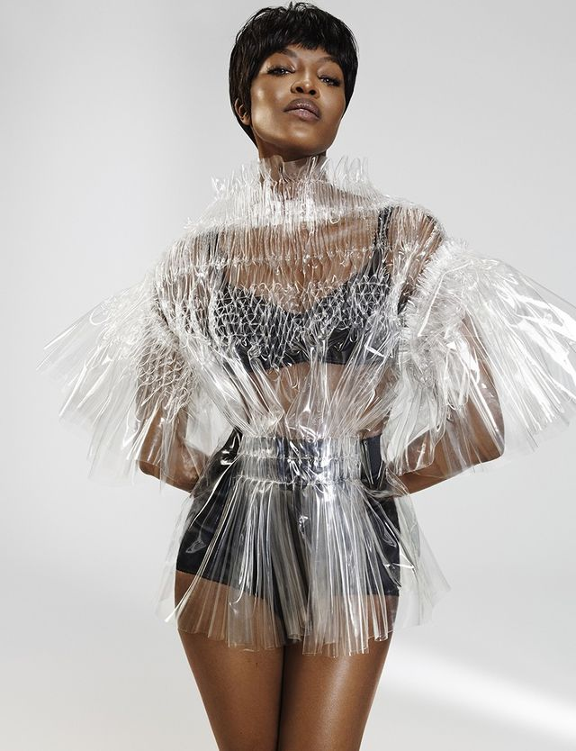 Image result for naomi campbell paper magazine